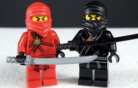 CupOfGood - Lego Ninjas