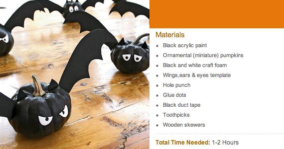 CupOfGood - Halloween Bat Lanterns